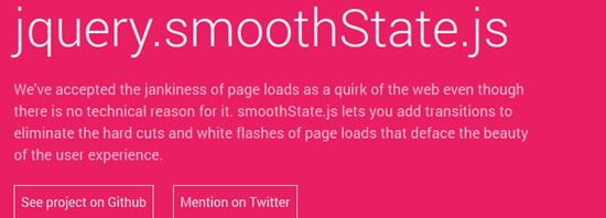 jquery.smoothState.js