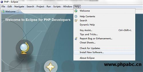 Eclipse for PHP
